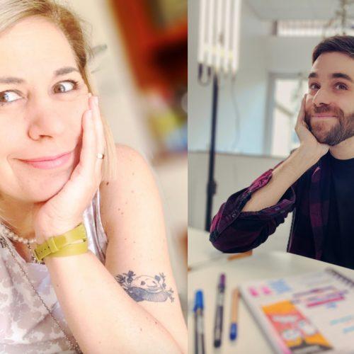 Laura Vaioli, Giacomo Guccinelli – I mostri di Dante…e i nostri!